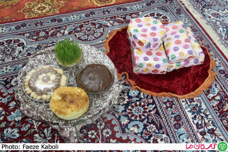 عیدی های عروس