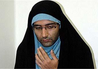 گلستان ما - حضور مرد زن نما در سخنرانی 16 آذر دختر رفسنجانی + عکس ...