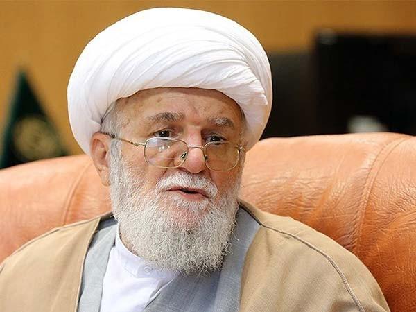 آیتالله تسخیری درگذشت / تصاویر آخرین حضور مشاور عالی رهبر انقلاب در گلستان