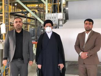 گلستان ما - حمایت قاطع دادستان مرکز استان از واحدهای تولید کننده
