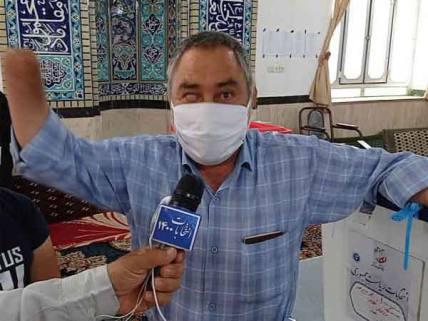 گلستان ما - رای اعتماد مردم کلاله به نظام و انقلاب + تصاویر