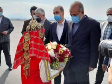 گلستان ما - حواشی تصویری حضور وزیر کشور در گلستان