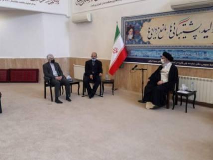 گلستان ما - دیدار وزیر کشور با نماینده ولی فقیه در گلستان+ تصاویر