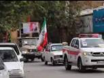 گلستان ما - کاروان پاسداشت دانشمند هسته ای در علی آباد کتول+ فیلم