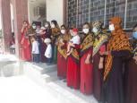 گلستان ما - حضور پرشور مردم مراوه تپه در انتخابات + تصاویر