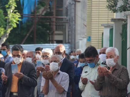گلستان ما - نماز باشکوه عید سعید فطر در گنبدکاووس