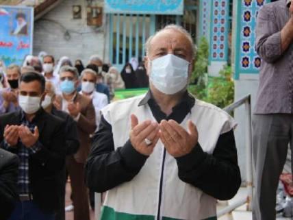گلستان ما - اقامه نماز عید فطر در گالیکش+ تصاویر